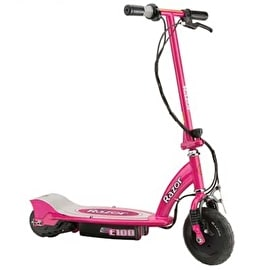 Razor E100 Electric Scooter - Pink